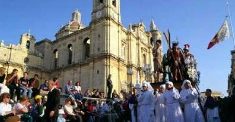 The Good Friday Procession: Afternoon Tour in Zejtun
