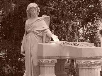 Savannah: Bonaventure Cemetery mit Shannon Scott