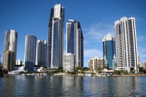 Surfers Paradise e Gold Coast: Cruzeiro Fluvial de Meio Dia