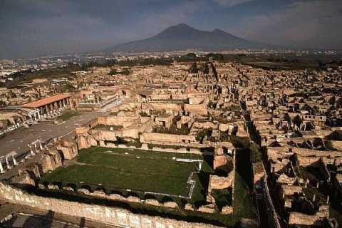 Explore the Ruins of Pompeii: Half-Day Tour from Naples
