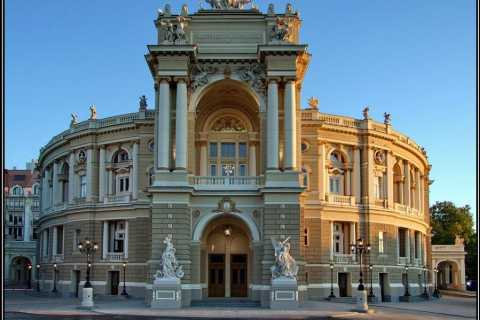 Odessa City: Full- or Half-Day Private Tour