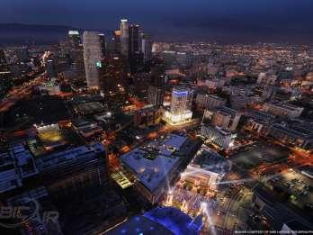 Los Angeles: 30-minütiger Helikopterflug bei Nacht