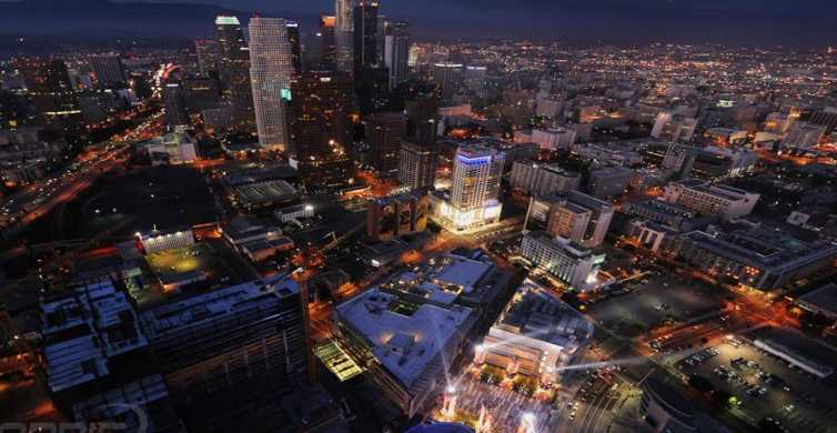 Los Angeles at Night 30-Minute Helicopter Flight