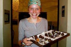 Cusco: Oficina de fabricação de trufas e chocolates