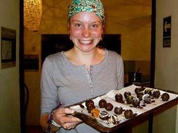 Cusco: Workshop zur Herstellung von Trüffeln und gefüllter Schokolade. Foto: GetYourGuide