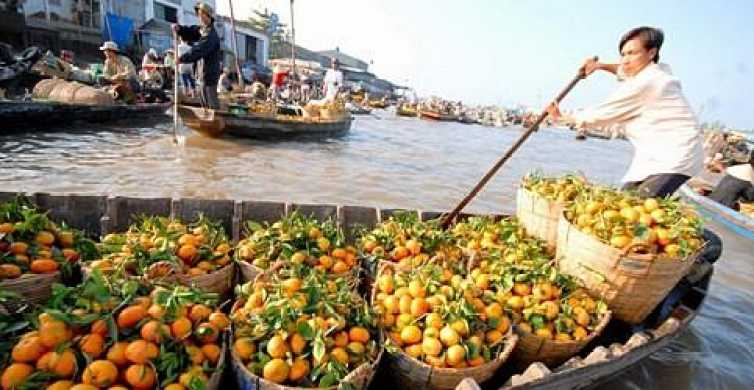 3-Day Tour of the Mekong Delta Region from Ho Chi Minh City