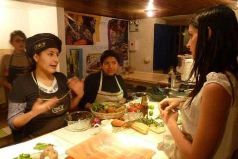 Cusco: Cours de cuisine péruvienne de 3 heures