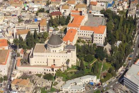 From Netanya/Herzliya/Tel Aviv: North Israel Biblical Tour