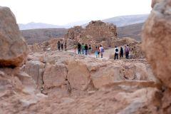 Masada & Mar Morto: passeio em grupo pequeno de Tel Aviv