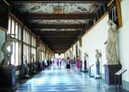 Florenz: Führung durch Uffizien-Galerie ohne Anstehen