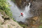 La Fortuna: Canyoning and Waterfall Rappelling Experience