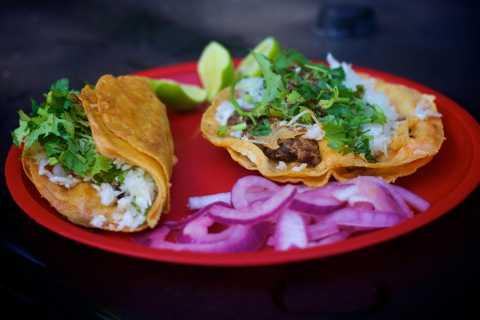 Puerto Vallarta 3-Hour Food Tour of Authentic Local Cuisine