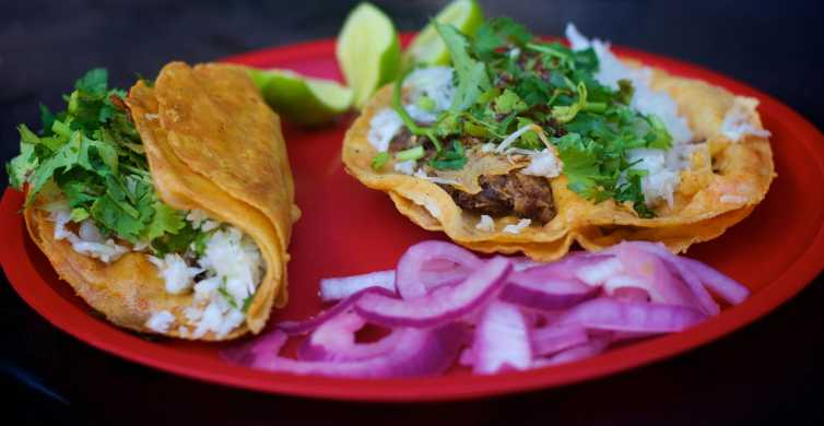 Puerto Vallarta 3-Hour Food Tour of Authentic Local Cuisine