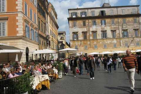 Trastevere & Jewish Ghetto 2-Hour Private Walking Tour