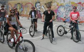Bogota: Bicycle City Tour