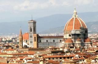 Florenz: Ganztägiger Ausflug ab Rom (Ohne Warteschlangen)