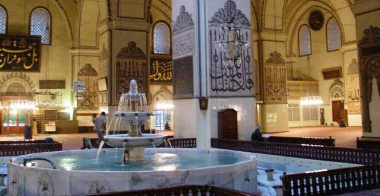 From Istanbul: Private Full-Day Bursa Tour