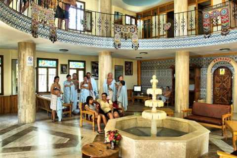 Hamam Turkish Bath Experience in Kusadasi