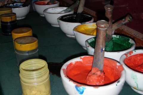 Bhaktapur Thanka Painting Workshop
