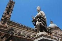 Excursão a pé particular em Palermo, Capela Palatina e almoço