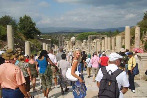 Ephesus: Privat-Tour für Kreuzfahrtpassagiere