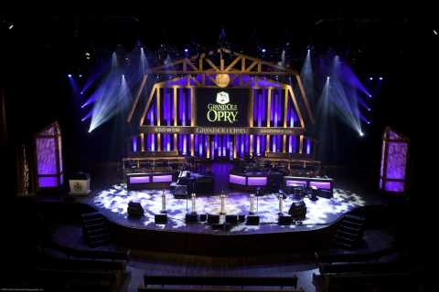 Nashville: Grand Ole Opry, Behind The Scenes Tour