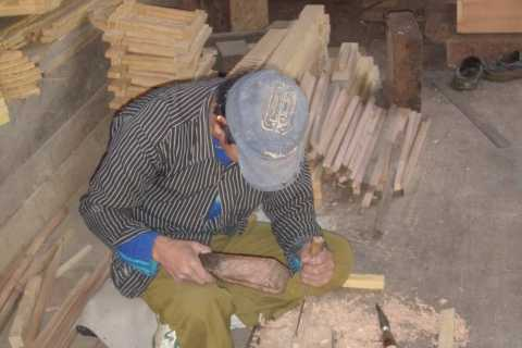 1 or 2-Day Historic Bhaktapur Woodcarving Workshop