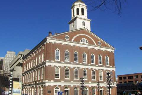 Boston: 2-Hour Historic Walking Tour
