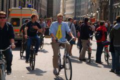 Excursão Guiada de Bicicleta de 3 Horas em Munique