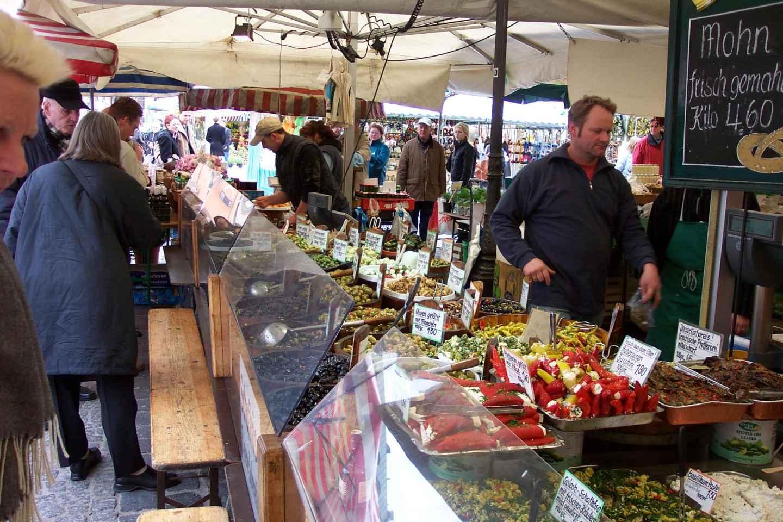 München: Gourmet-Tour über den Viktualienmarkt