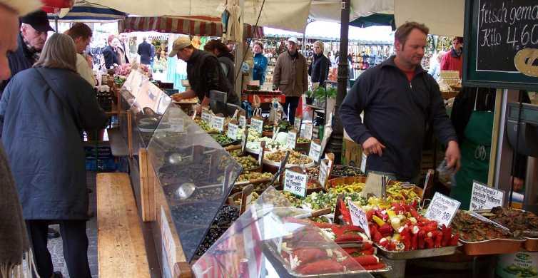 Viktualienmarkt 2-Hour Gourmet Food Tour: Munich