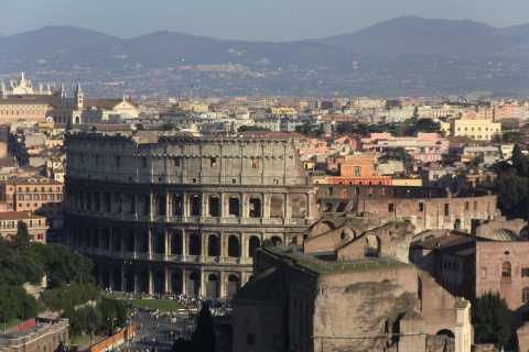 Rome Full-Day Private Sightseeing Tour