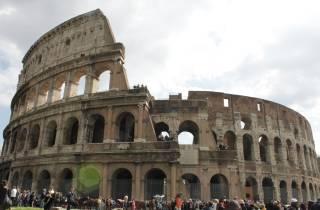 Rom: Ganztägiger Landausflug ab Civitavecchia