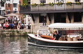 Oxford: Erlebnis-Bootsfahrt auf der Themse