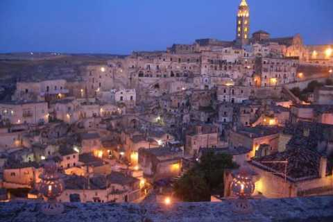 Full-Day Wine Tour of Puglia and Basilicata & Matera Visit