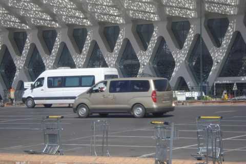 Transferência de Marrakech-Menara Aeroporto Privado