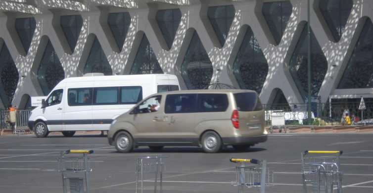 Marrakech-Menara Private Airport Transfer