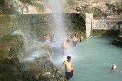 De Amã: Day-Tour Full para Hammamat Ma'in Hot Springs