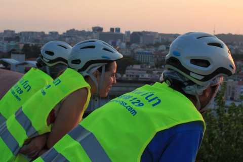 Go Lisbon by Night Electric Bike Tour