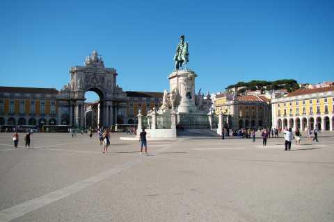Lisbon's Baixa District 3-Hour Walking Tour