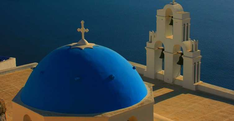 Santorini Taxi Service & Airport, Hotel and Port Transfers