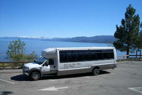 Lake Tahoe and Squaw Valley: Full-Day Narrated Bus Tour