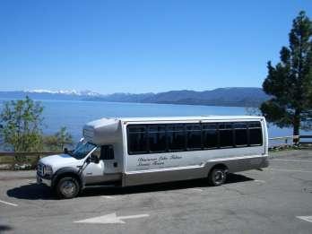 Lake Tahoe & Squaw Valley: Ganztägige, Kommentierte Bus Tour