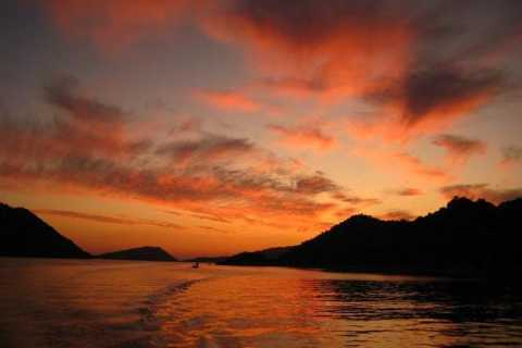Kas Island Romantic Sunset Private Cruise