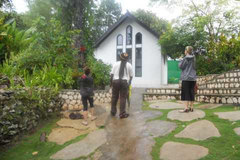 From Ocho Rios: Bob Marley & Dunn's River Falls 5-Hour Tour