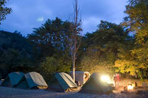 Yosemite Valley: avventura in campeggio di 3 giorni