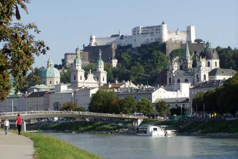 Salzburg 2.5-Hour Walking Tour: Mozart, Old Town & More