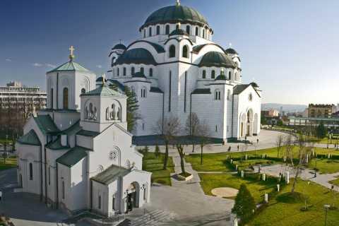 Belgrade City Tour: Panoramic Tour by Minibus