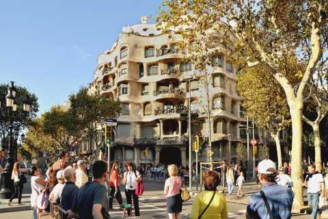 Barcelona - Halbtägiger Stadtrundgang Modernisme
