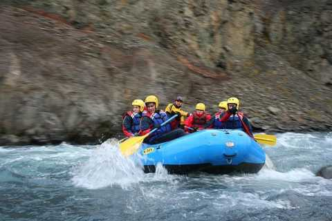 North Iceland Wonderful West: 3-Hour Family River Rafting